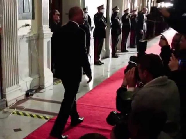 Gov. Deval Patrick Officially Departs the State House