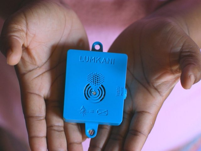 A Little Blue Box Might Help Save Thousands of Homes in South Africa