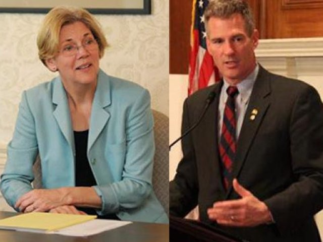 Scott Brown slams Elizabeth Warren's Heritage on Network TV