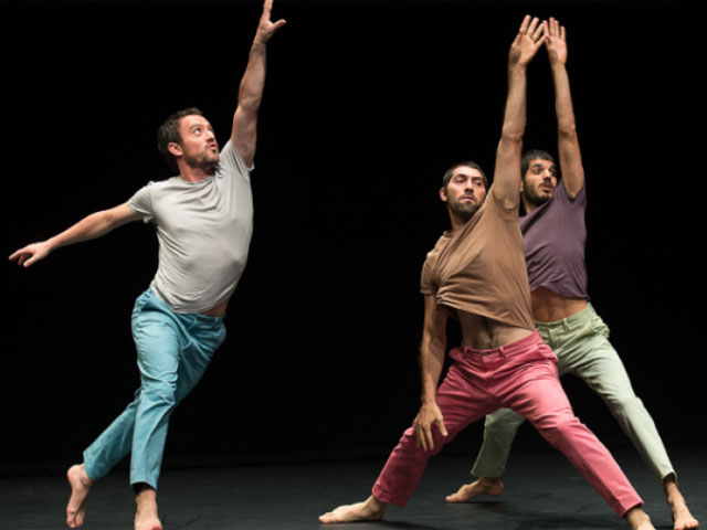 An Israeli choreographer reflects on war through dance